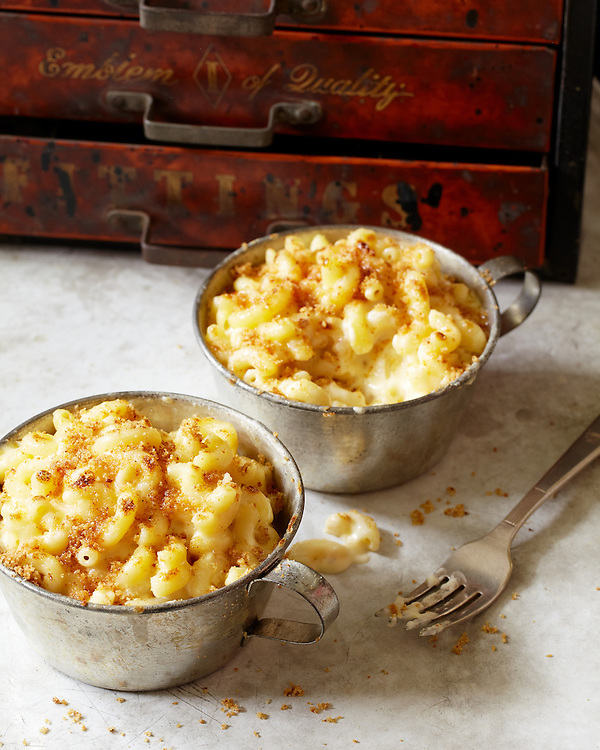 Macaroni and Cheese.  The Fresh Market Cookbook