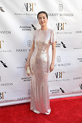 May 20, 2019 - New York, NY, USA - May 20, 2019  New York City..Susan Liu attending arrivals to the American Ballet Theater  Spring Gala at the Metropolitan Opera House in Lincoln Center on May 20, 2019 in New York City. (Credit Image: © Kristin Callahan/Ace Pictures via ZUMA Press)