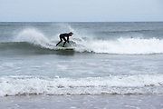 Exploring the surf in Scotland with SUP the Mag.  Will Taylor, Mitch Bechard, Terri Bryce, Jon Arman, Aaron Black-Schmidt