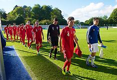 131015 Wales U21 v San Marino U21