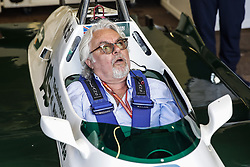 May 23, 2018 - Montecarlo, Monaco - Keke Rosberg with the TAG Williams Team the car that was F1 World Champion on 1982 during the Monaco Formula One Grand Prix  at Monaco on 23th of May, 2018 in Montecarlo, Monaco. (Credit Image: © Xavier Bonilla/NurPhoto via ZUMA Press)