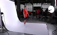 Volleyball 1. Bundesliga  Saison 2018/2019  Media Day Fotoshooting  TV Rottenburg  07.09.2018 Johannes Moennich