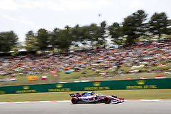 May 11, 2019 - Barcelona, Spain - Motorsports: FIA Formula One World Championship 2019, Grand Prix of Spain, ..#18 Lance Stroll (CAN, Racing Point F1 Team) (Credit Image: © Hoch Zwei via ZUMA Wire)