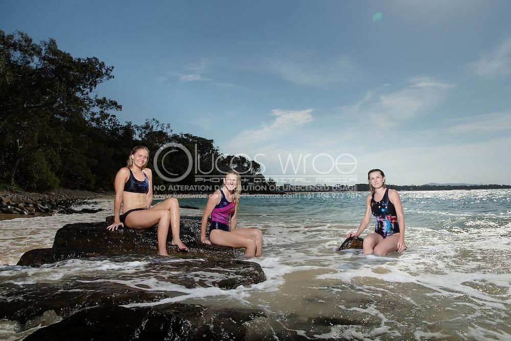 SCODY Commercial, October 31, 2014 - TRIATHLON / SPORT / SCODY : SCODY Commercial Range, Beach, Noosa, Queensland, Australia. Credit: Lucas Wroe