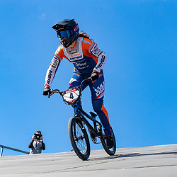 05-05-2020: Wielrennen: BMX KNWU: Papendal <br />Judy Baauw