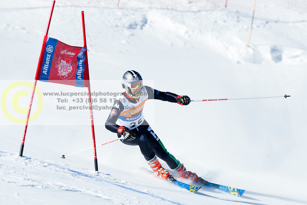 DALDOSS Alessandro, ITA, Giant Slalom, 2013 IPC Alpine Skiing World Championships, La Molina, Spain