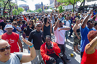 """The 5th annual Hyde Park Brew Fest was held Saturday and Sunday, June 5th and 6th, 2018. Participants were treated to a day of music and beer tastings from local breweries with a headline performance by the legendary D.J. Jazzy Jeff. The event was sponsored by the Kimbark Beverage Shoppe, the Hyde Park Chamber of Commerce, Courvosoier and Effen.<br /> <br /> 0253, 0206, 0170 – The crowd on 53rd street.<br /> <br /> Please 'Like' """"Spencer Bibbs Photography"""" on Facebook.<br /> <br /> Please leave a review for Spencer Bibbs Photography on Yelp.<br /> <br /> Please check me out on Twitter under Spencer Bibbs Photography.<br /> <br /> All rights to this photo are owned by Spencer Bibbs of Spencer Bibbs Photography and may only be used in any way shape or form, whole or in part with written permission by the owner of the photo, Spencer Bibbs.<br /> <br /> For all of your photography needs, please contact Spencer Bibbs at 773-895-4744. I can also be reached in the following ways:<br /> <br /> Website – www.spbdigitalconcepts.photoshelter.com<br /> <br /> Text - Text """"Spencer Bibbs"""" to 72727<br /> <br /> Email – spencerbibbsphotography@yahoo.com<br /> <br /> #killyourcity #citykillerz #illgramers #way2ill #agameoftones #urbex #createexplore #exploretocreate #streetactivityteam #streetdreamsmag #neverstopexploring #featuremeinstagood #igersone #shoot2kill #streetshared #streetmobs #urbanphotography #streetphotography #streetexploration #urbanandstreet #imaginatones #streettogether #streetmagazine #streetmobs #peopleinsquare #moodygrams #illgrammers #instamagazine #twgrammers #shotaroundmag #illkillers #killergrams #superhubs #urbanromantix #livefolk #shotaward #_heater #yngkillers #shotzdelight #1stinstinct  #heatercentral <br /> #agameoftones #ig_masterpiece #ig_exquisite #ig_shotz #global_hotshotz #superhubs #main_vision #master_shots #exclusive_shots #hubs_united #jaw_dropping_shotz #worldshotz #theworldshotz #pixel_ig #photographyislifee #photographyislife #photographyso"""