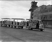 22/08/1960<br /> 08/22/1960<br /> 22 August 1960<br /> Dublin Airport Express, for the conveyance of passengers between the aircraft and terminal building at Dublin Airport.