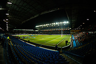 General Stadium view ahead of Leeds Rhinos vs Castleford Tigers during the Betfred Super League match at Elland Road, Leeds<br /> Picture by Stephen Gaunt/Focus Images Ltd +447904 833202<br /> 23/03/2018