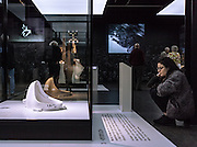 Switzerland, Zurich: Dada Exhibition at Scweizerisches Nationalmuseum, Duchamp Fountain