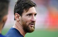 FUSSBALL  INTERNATIONAL   SAISON 2018/2019   15.08.2018 Joan Gamper Cup 2018 FC Barcelona - Boca Juniors Lionel Messi (Barca)