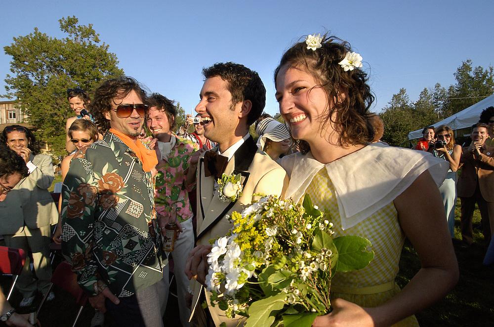 Ernesto and Myriam wedding