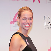 NLD/Amsterdam/20110929 - Inloop Estee Lauder Pink Ribbon Award Gala 2011 in de Beurs van Berlage, Nicolette Kluijver