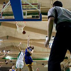 20101123: SLO, Basketball - EuroChallenge, KK Krka vs KK Zagreb