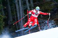 Dominik Paris - 19.12.2014 - Coupe du Monde - Descente - Val Gardena<br /> Photo : Pierre Teyssot / Icon Sport<br />  *** Local Caption ***