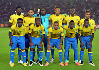 Fotball<br /> Afrika Cup / Afrikamesterskapet<br /> 17.01.2015<br /> Burkina Faso v Gabon<br /> Foto: Panoramic/Digitalsport<br /> NORWAY ONLY<br /> <br /> Lagbilde Gabon