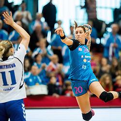 20160409: SLO, Handball - EHF Cup Winners' Cup, Semifinals, RK Krim Mercator vs HC Lada Togliatti
