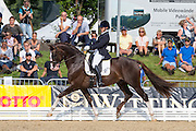 Sandra Sterntorp - Luxus CML<br /> FEI World Breeding Dressage Championships for Young Horses 2012<br /> © DigiShots