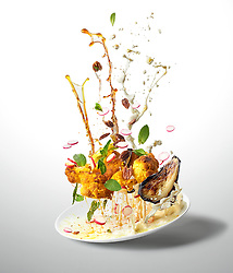 Roasted Cauli And Ricotta <br />