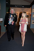 SARAH DALTON; DAVID GAINSBOROUGH-ROBERTS, Bada Antiques Fine art Fair charity Gala. In aid of Leukaemia and Lymphoma Research. 18 March 2010.