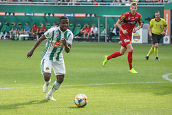 25.05.2019, Allianz Stadion, Wien, AUT, 1. FBL, SK Rapid Wien vs Cashpoint SCR Altach, Qualifikationsgruppe, 32. Spieltag, im Bild Kelvin Arase (Rapid Wien) // during the tipico Bundesliga qualification group 32nd round match between SK Rapid Wien and Cashpoint SCR Altach at the Allianz Stadion in Wien, Austria on 2019/05/25. EXPA Pictures © 2019, PhotoCredit: EXPA/ Lukas Huter