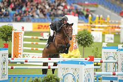 Delaveau, Patrice, Carinjo HDC<br /> Aachen - CHI 2015<br /> Winning Round<br /> © www.sportfotos-lafrentz.de/Stefan Lafrentz