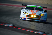 September 19, 2015 World Endurance Championship, Circuit of the Americas. #98 ASTON MARTIN RACING, ASTON MARTIN VANTAGE V8, Paul DALLA LANA, Pedro LAMY, Mathias LAUDA