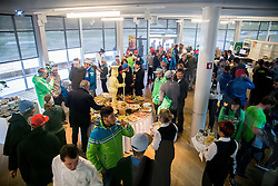 Official presentation of the outfits of the Slovenian Ski Teams before new season 2016/17, on October 18, 2016 in Planica, Slovenia. Photo by Vid Ponikvar / Sportida