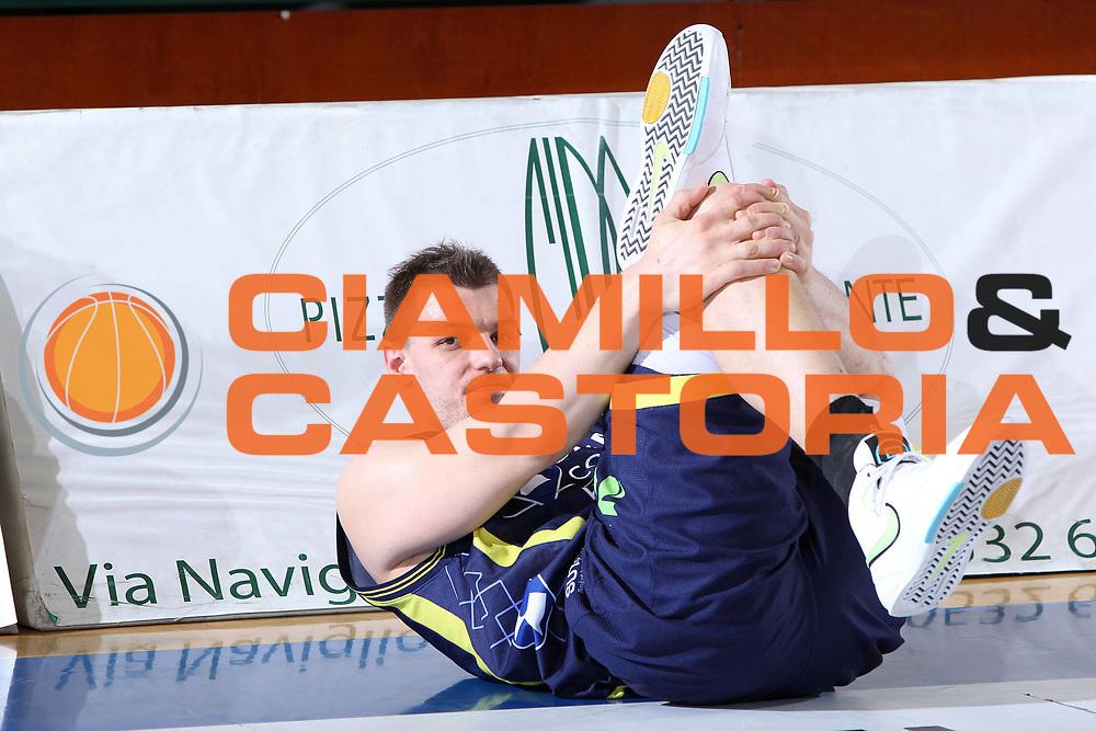 DESCRIZIONE : Ferrara Lega A 2009-10 Basket Carife Ferrara Sigma Coatings Montegranaro<br /> GIOCATORE : Luca Lechthaler<br /> SQUADRA : Sigma Coatings Montegranaro<br /> EVENTO : Campionato Lega A 2009-2010<br /> GARA : Carife Ferrara Sigma Coatings Montegranaro<br /> DATA : 25/04/2010<br /> CATEGORIA : Before Ritratto<br /> SPORT : Pallacanestro<br /> AUTORE : Agenzia Ciamillo-Castoria/G.Contessa<br /> Galleria : Lega Basket A 2009-2010 <br /> Fotonotizia : Ferrara Campionato Italiano Lega A 2009-2010 Carife Ferrara Sigma Coatings Montegranaro<br /> Predefinita :