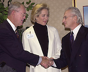 Frank and Margaret Krasovec Press Conference at Ohio University Inn.  20 million donation.