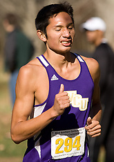 2010 SoCon Men's Cross Country Race