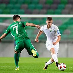 20180902: SLO, Football - Prva liga Telekom Slovenije 2018/19, NK Olimpija vs NK Rudar