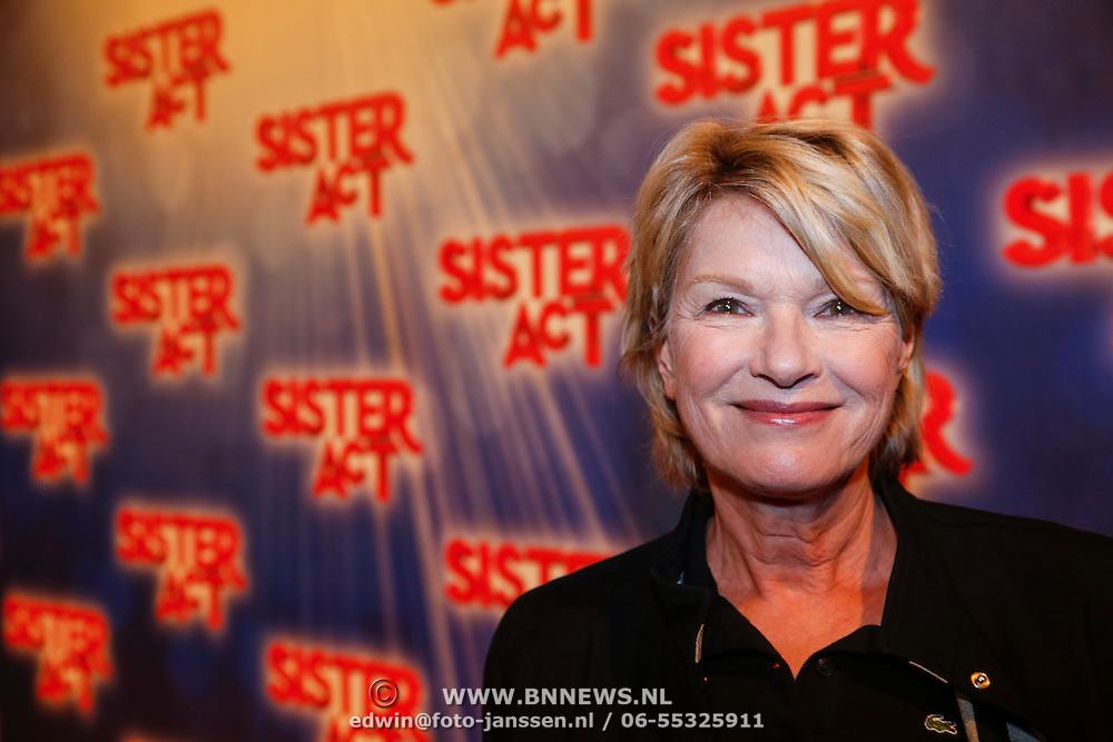 NLD/Amsterdam/20130123 - Perspresentatie musical Sister Act, Martine Bijl