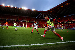 Charlton Athletic Billy Clarke before the game