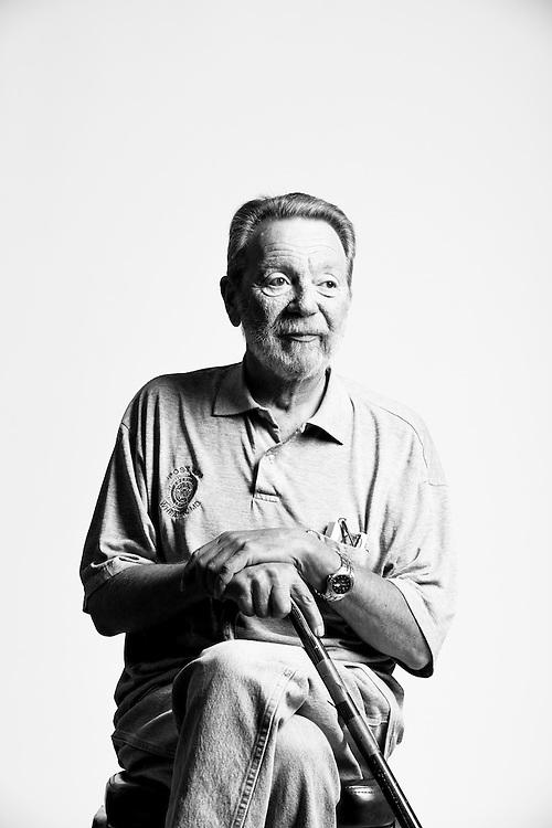 Joseph F. Hughes<br /> Army<br /> Military Police<br /> <br /> Veterans Portrait Project<br /> Wheaton, MD
