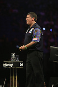 Gary Anderson,Betway Premier League Darts Play Off Final at the O2 Arena, London, United Kingdom on 21 May 2015. Photo by Ricky Swift.