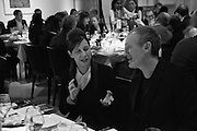 MAUREEN PALEY; MICHAEL LANDY, Whitechapel Gallery Art Icon 2015 Gala dinner supported by the Swarovski Foundation. The Banking Hall, Cornhill, London. 19 March 2015