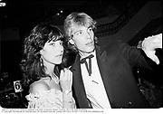 Amanda Aspinall and Damian Aspinall. rose ball. Grosvenor House. London. 20/5/82. Film 82406f6a<br />© Copyright Photograph by Dafydd Jones 66 Stockwell Park Rd. London SW9 0DA Tel 020 7733 0108 www.dafjones.com
