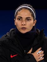 International Women's Friendly Matchs 2019 / <br /> Italy vs Chile 2-1 ( Carlo Castellani Stadium - Empoli,Italy ) - <br /> Barbara Santibanez of Chile