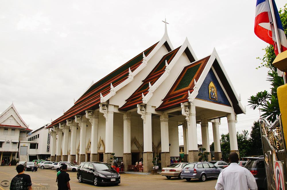 Holy Redeemer Catholic Church, Bangkok, Thailand