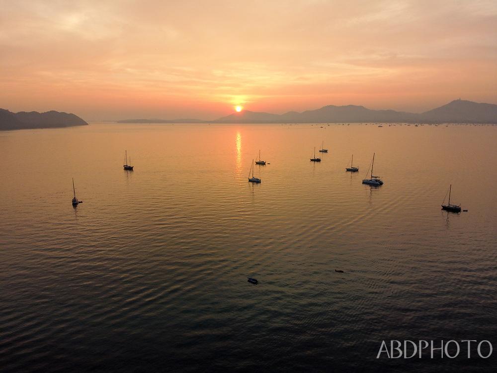 DCIM\100MEDIA\DJI_0099.JPG Drone over Phuket Thailand Cape Panwa