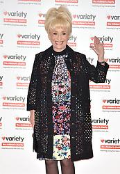 Barbara Windsor bei den Variety Showbiz Awards in London / 181016<br /> <br /> *** Variety Showbiz Awards at the Hilton Park Lane Hotel in London, UK, October 18 , 2016 ***