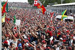 June 9, 2018 - Montreal, Canada - Motorsports: FIA Formula One World Championship 2018, Grand Prix of Canada  (Credit Image: © Hoch Zwei via ZUMA Wire)