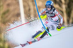 "ACKERMANN Christina (GER) competes during the Audi FIS Alpine Ski World Cup ""Snow Queen Trophy"" Women's Slalom, on January 4, 2020 in Sljeme, Zagreb, Croatia. Photo by Sinisa Kanizaj / Sportida"