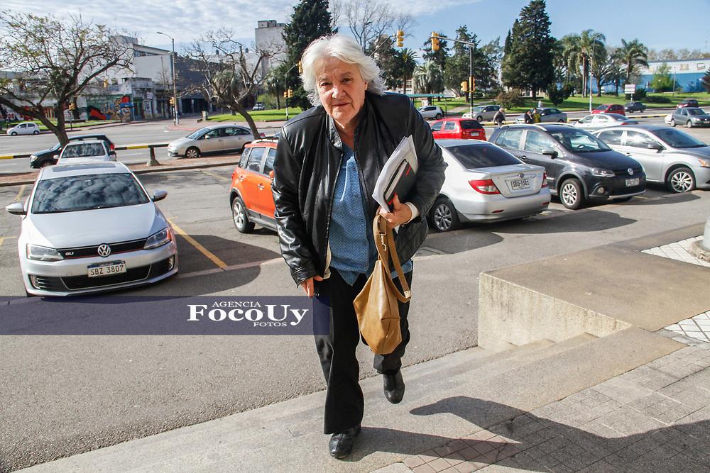 Montevideo, Uruguay, 13 de Setiembre de 2017<br /> Luc&iacute;a Topolansky preside desde este mi&eacute;rcoles la Asamblea General y la vicepresidencia de la Rep&uacute;blica<br /> <br /> Foto:  Gasto&oacute;n Britos  / FocoUy
