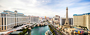 Panorama of the Strip, Las Vegas, Nevada, USA