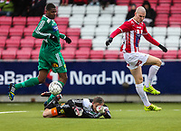 FotballFørstedivisjonTromsø IL vs HamKam27.04.2014Christophe Psyche, HamKamLars Øvernes, HamKamZdenek Ondrasek, Tromsø