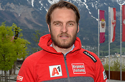 24.04.2019, Innsbruck, AUT, Ski Alpin, ÖSV präsentiert neue sportliche Leitung, im Bild Christian Mitter (Sportlicher Leiter Alpin Damen) // Christian Mitter Austrian Ski Association head Coach alpine Ladies during the presentation of the new sports management in the Alpine Skiing division of the Austrian Ski Association. Innsbruck, Austria on 2019/04/24. EXPA Pictures © 2019, PhotoCredit: EXPA/ Erich Spiess