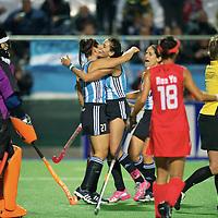 China vs Argentina