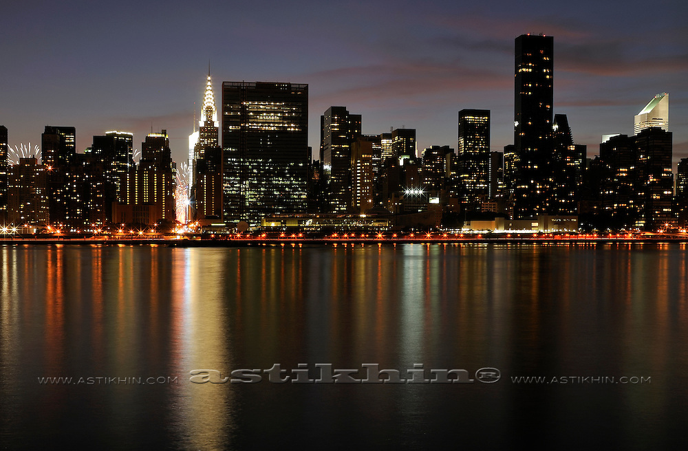 """July 04 """"Independence Day"""" on East River"""